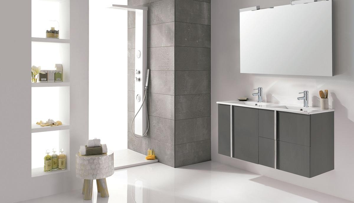 Athena Gloss Grey