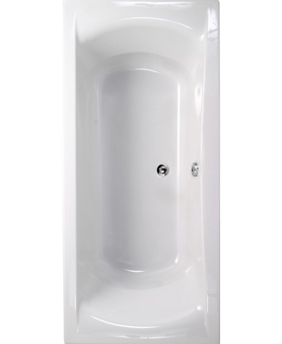 Oxford 1700x750 Double Ended Bath