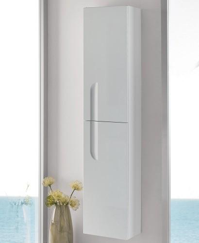 Pravia White 30cm Wall Column