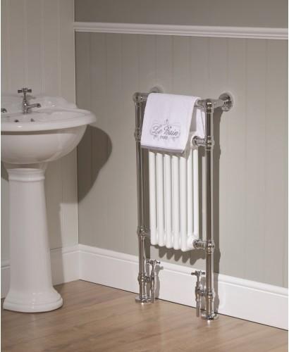 Creton 940 x 475 Heated Towel Rail