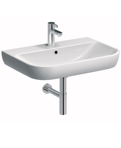 Round Wall Hung Basin : Bath and Shower 30 years in bathrooms