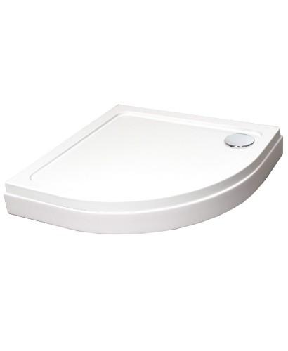 Easy Plumb Slimline 800 x 800 Quadrant Tray