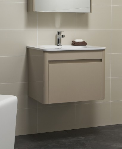 Elora 60cm Cappuccino Vanity Unit and Basin