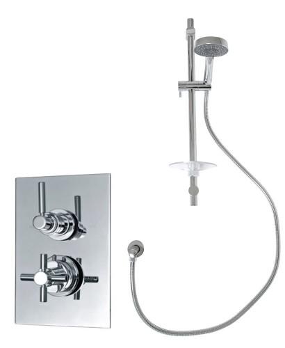 Neptune Thermostatic Shower Valve Kit H