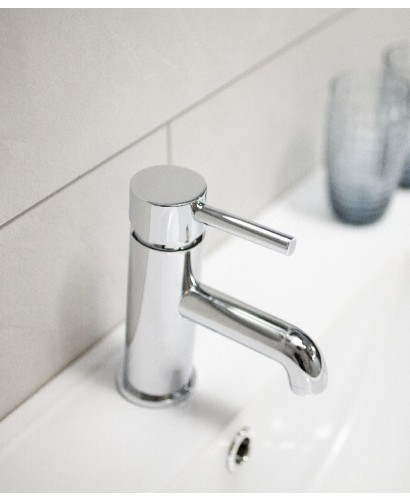 Harper Basin Mixer with FREE Click Clack Basin Waste