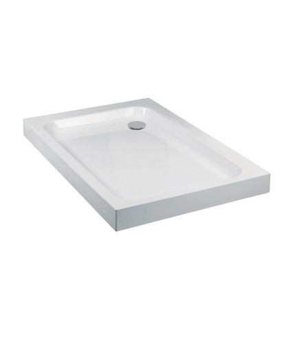 JT Ultracast 1000 x 700 Rectangle Shower Tray