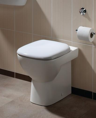 Twyford Moda Back to Wall Toilet & Soft Close Seat