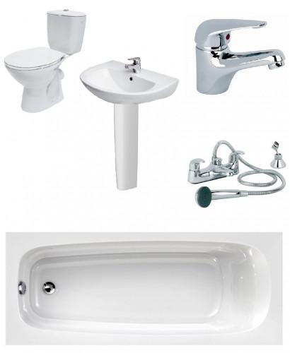 Modena Complete Bathroom Bundle