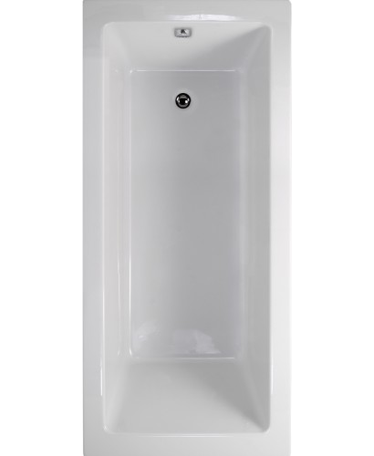 Duo 1700x700 Single Ended Bath - Extra Deep Bath