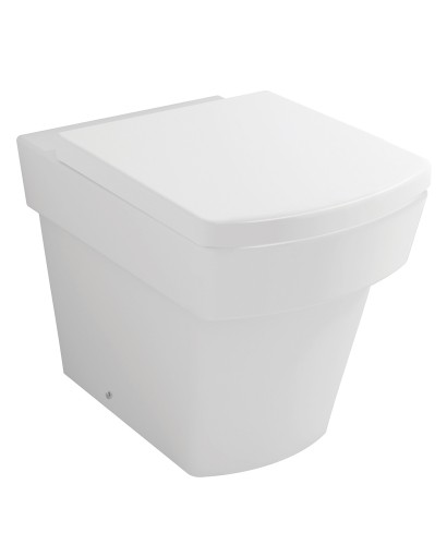 Cubo Back To Wall Toilet & Soft Close Seat
