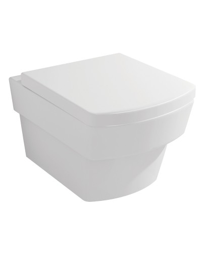 Cubo Wall Hung Toilet & Soft Close Seat