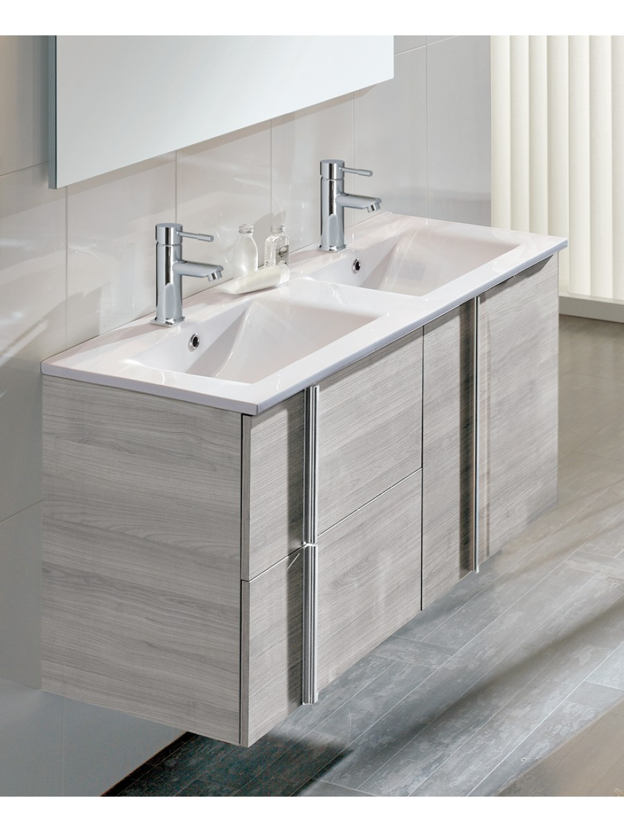 Wall Hung Vanity Unit and Basin Double Sink Vanity Units Bathroom. Double Wall Hung Vanity Units   Awesome Interior