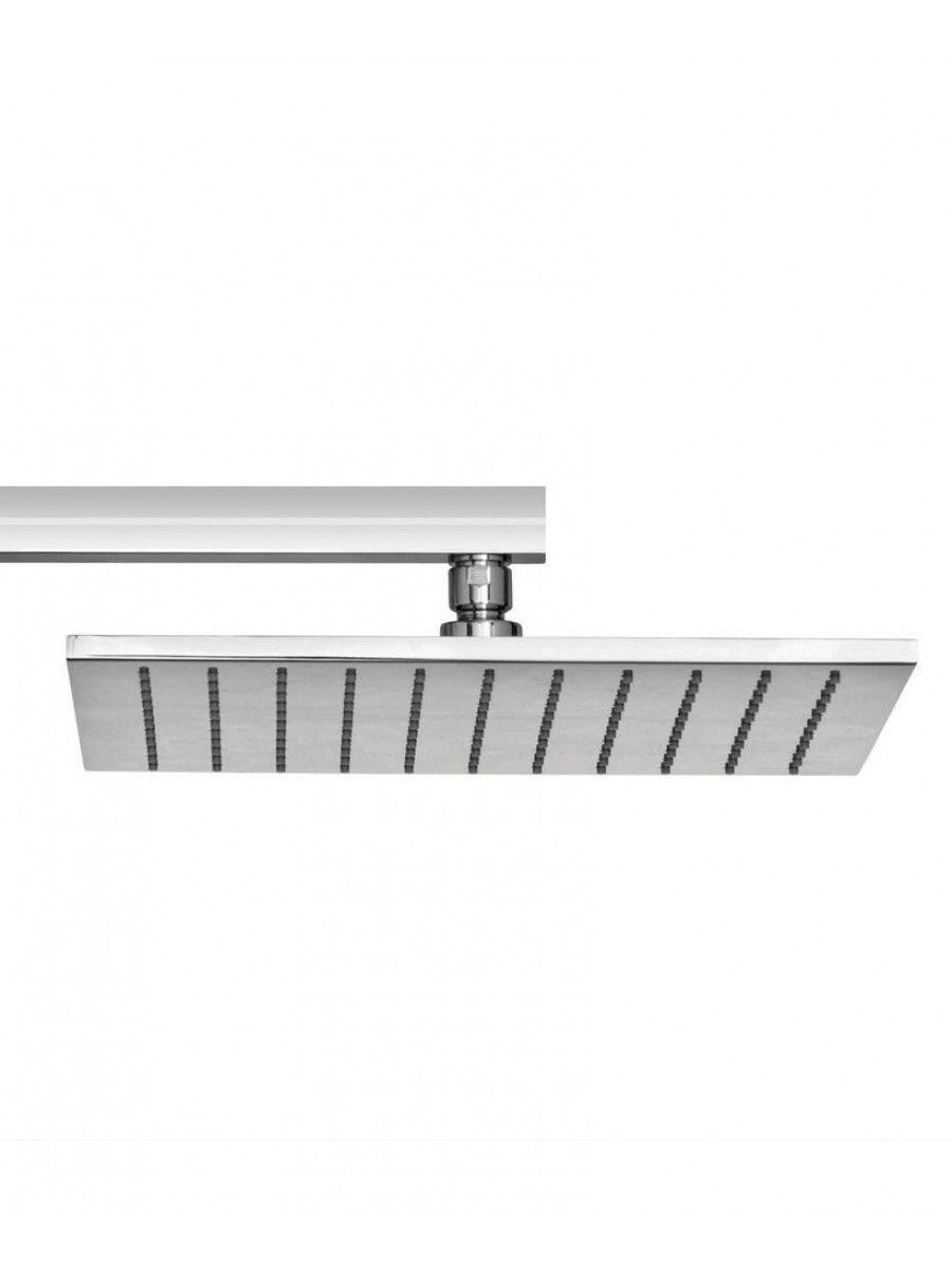 Ryna Square 200 Shower Head & 500 Wall Luxary Shower Arm