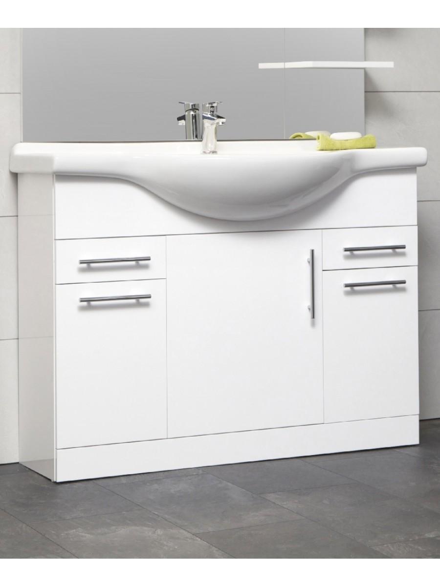 Blanco 105 Vanity Unit & Basin