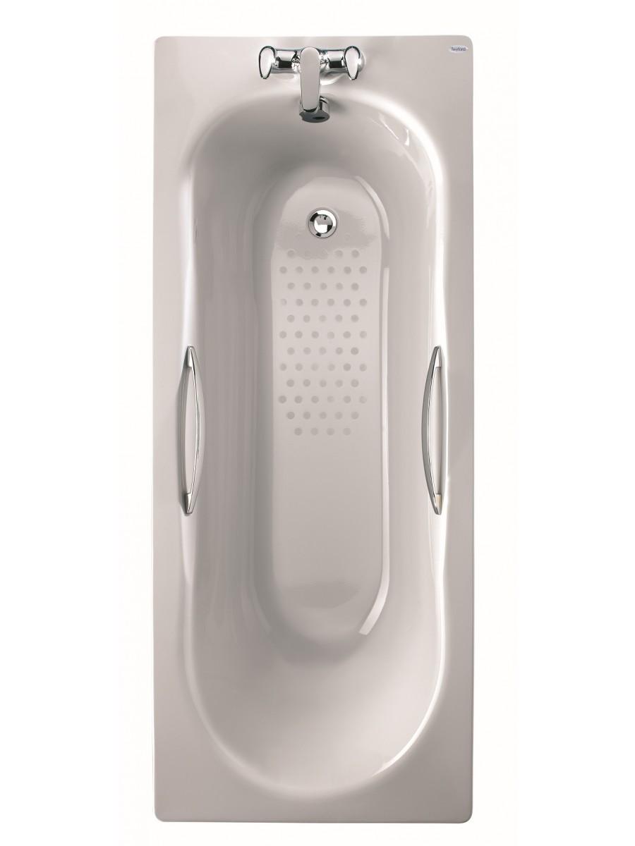 Celtic Steel Bath 1700x700 Twin Grip