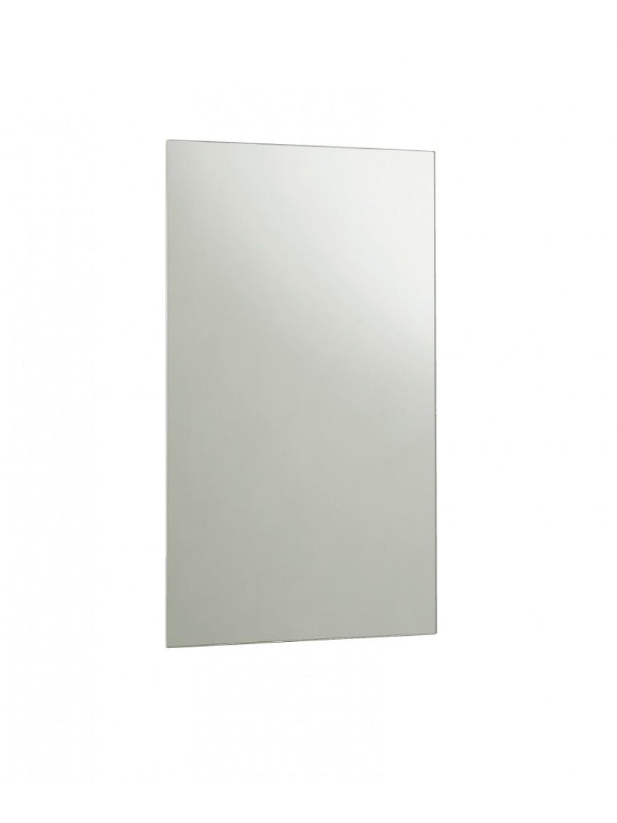 Polished Edge Rectangle Mirror 500x800mm
