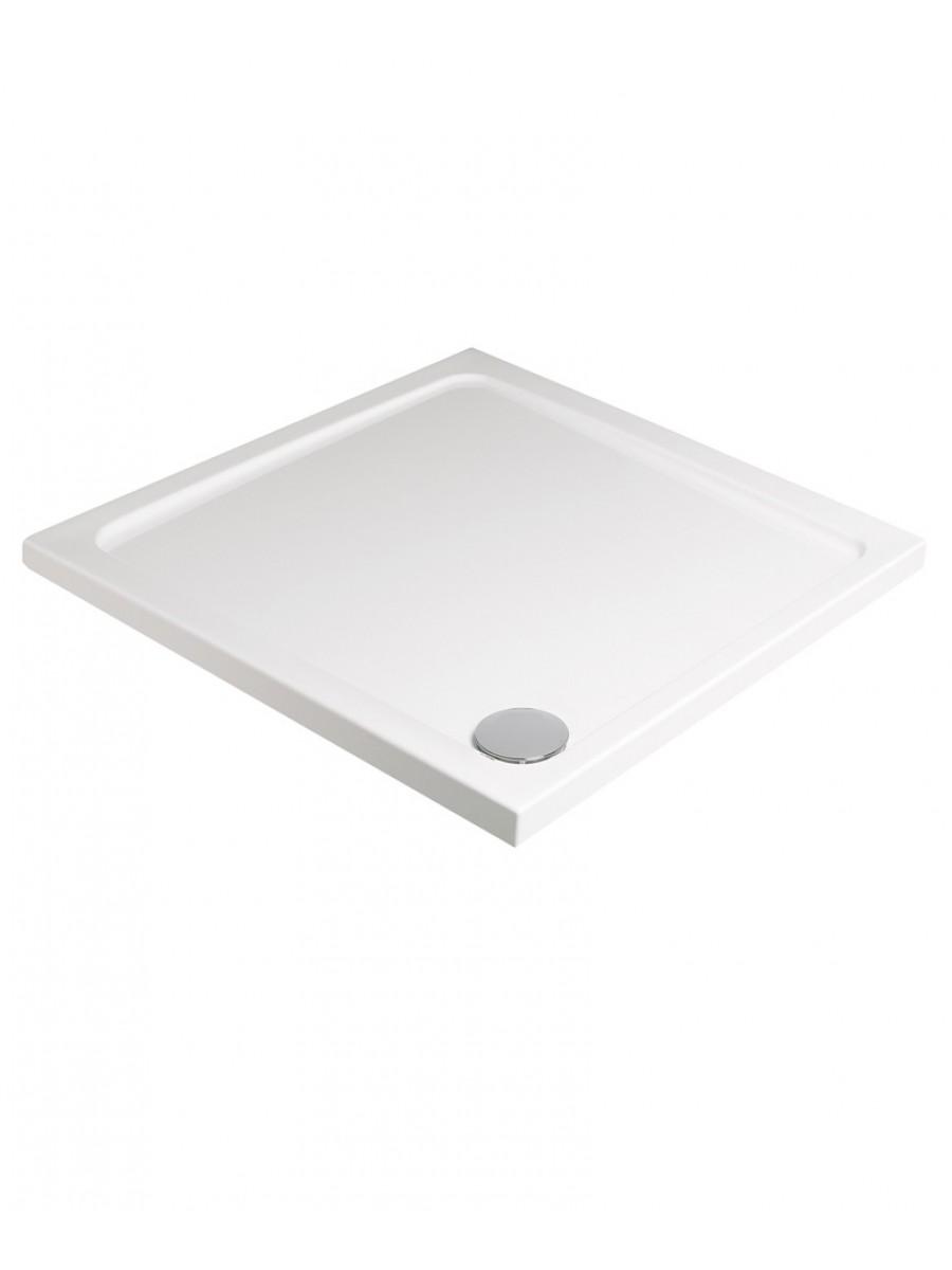 Slimline 800 Square Shower Tray