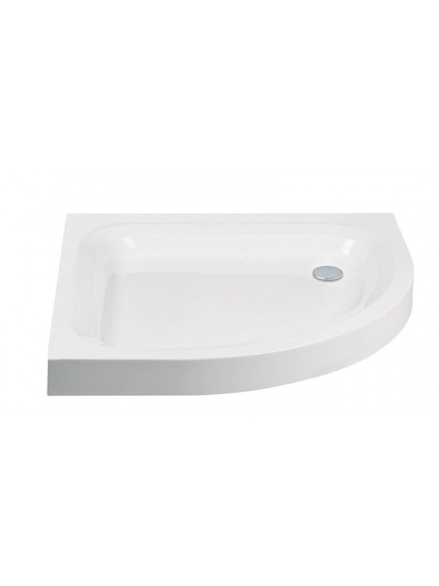 JT Ultracast 800 Quadrant Shower Tray 550mm Radius