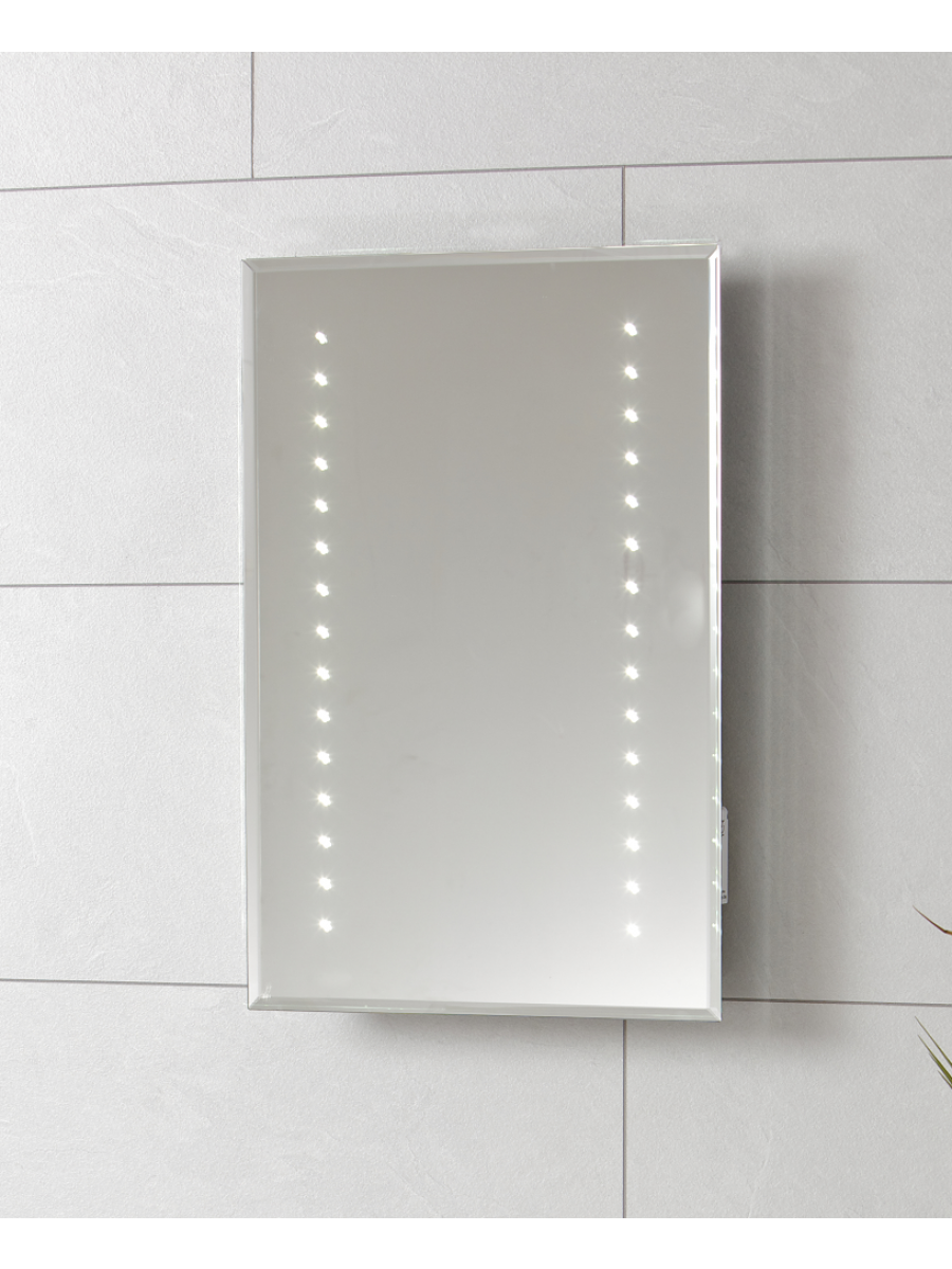 Moto led mirror 400 x 600 for Mirror 900 x 600