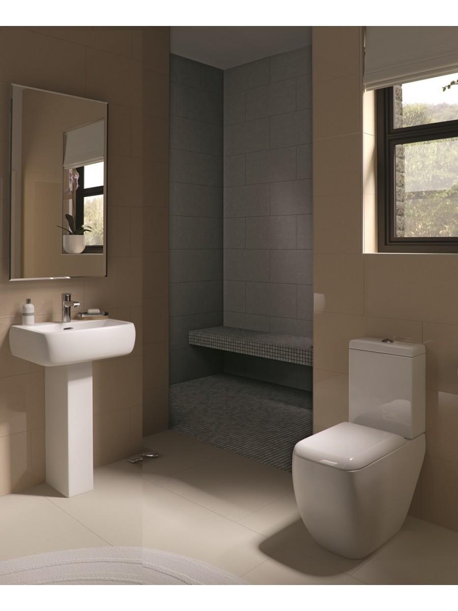 RAK Metropolitan Toilet and Basin Set