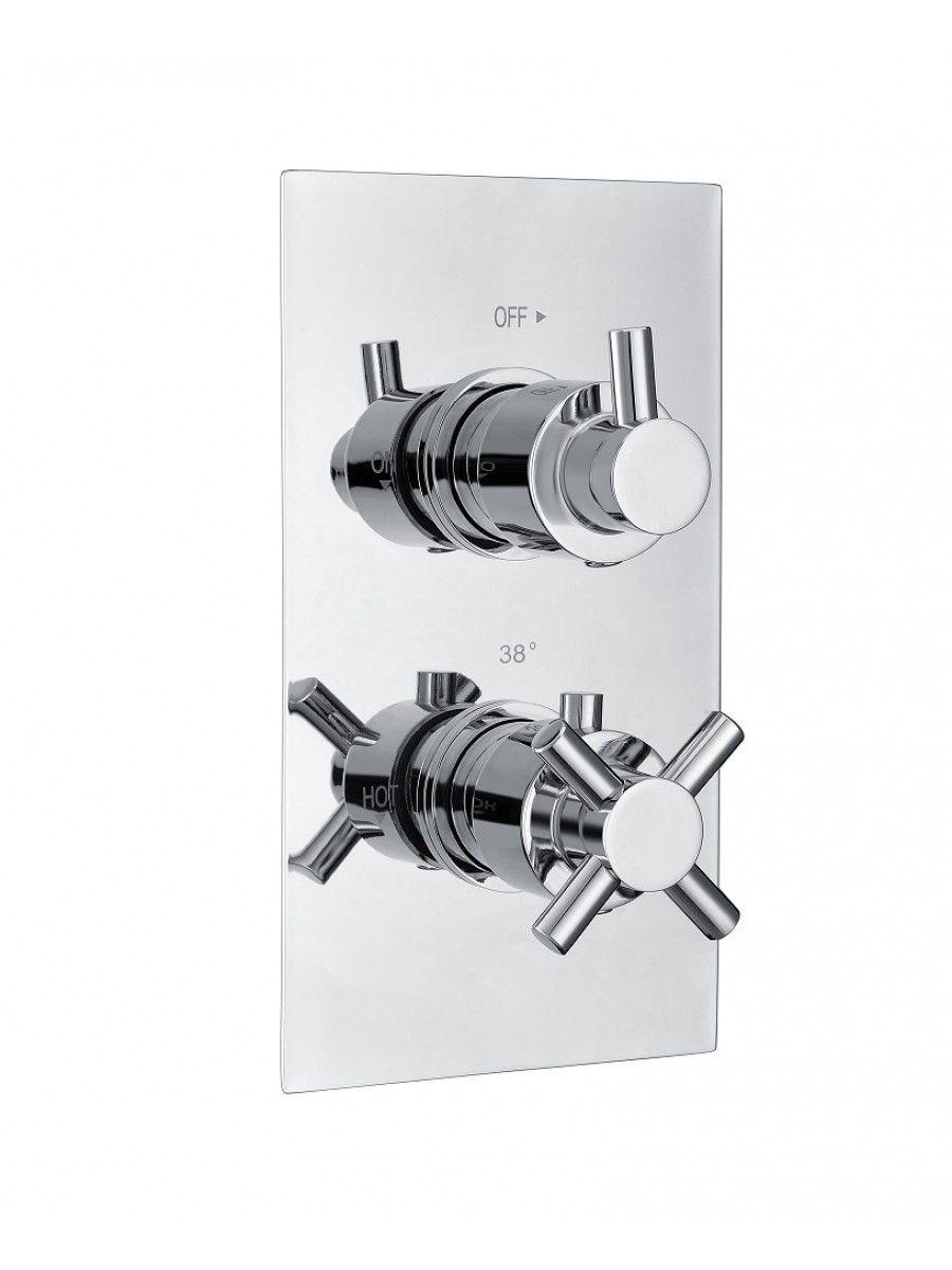 LIBERTY Dual Control Shower Valve