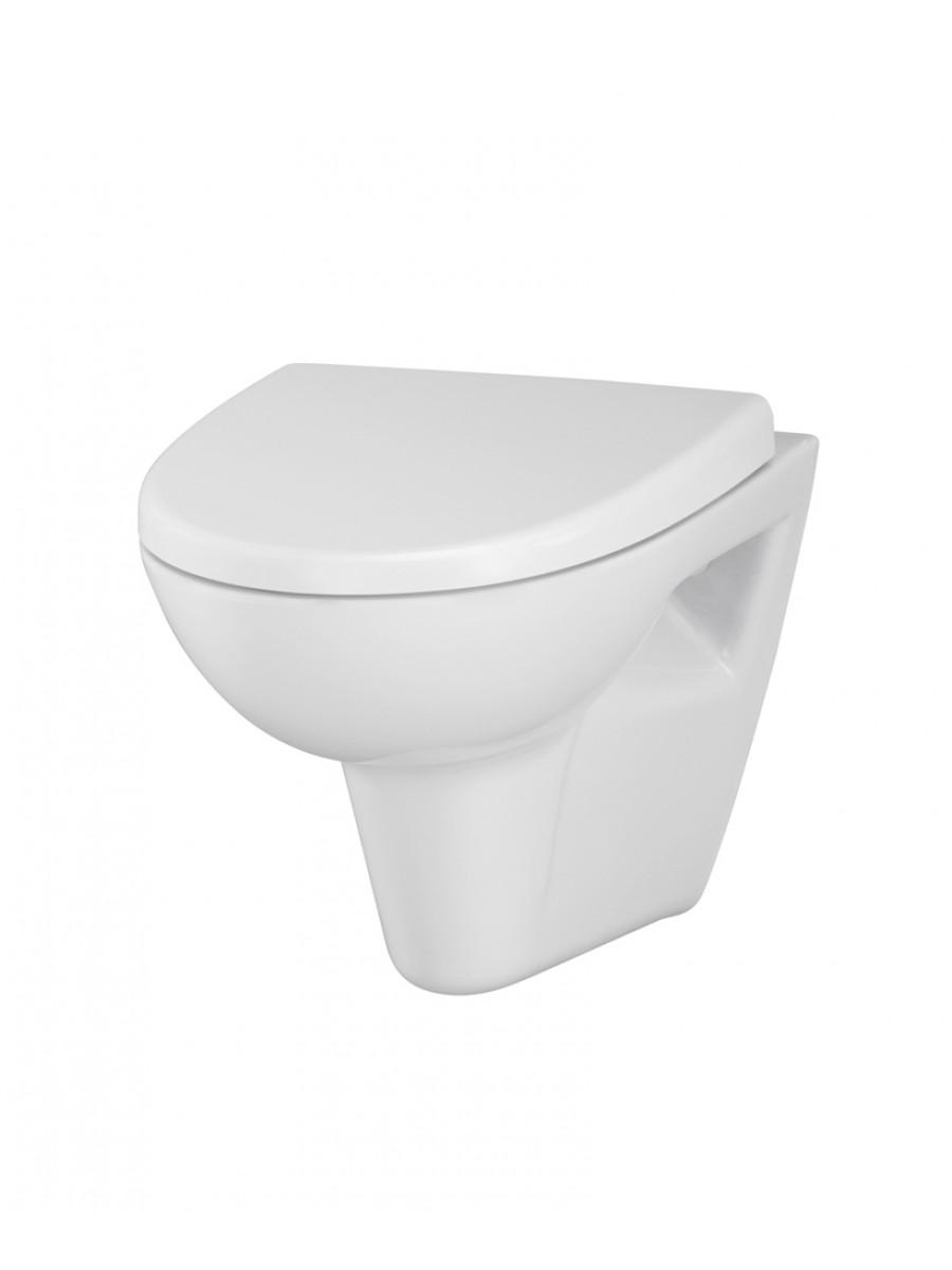 Prato Wall Hung Toilet & Soft Close Seat