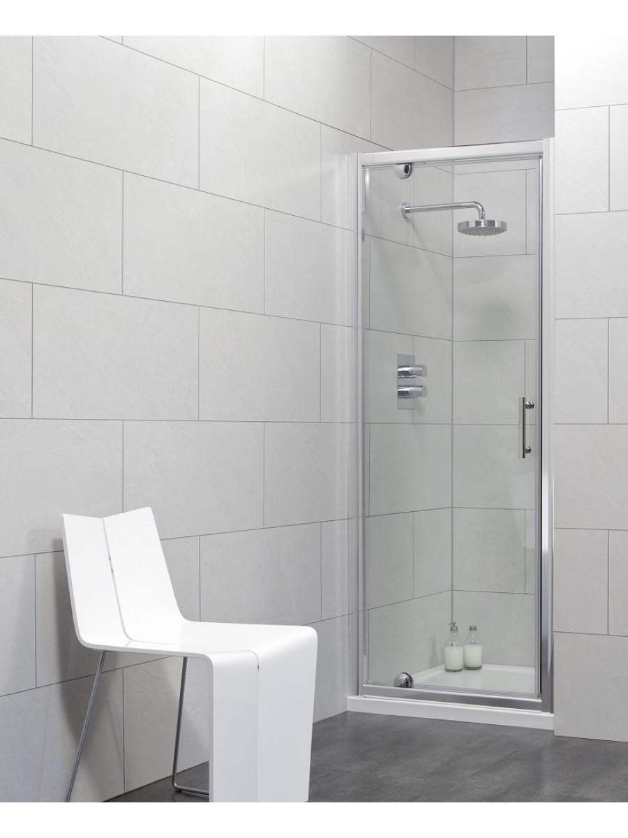 Cello 760 Pivot Shower Door - Adjustment 700-750mm
