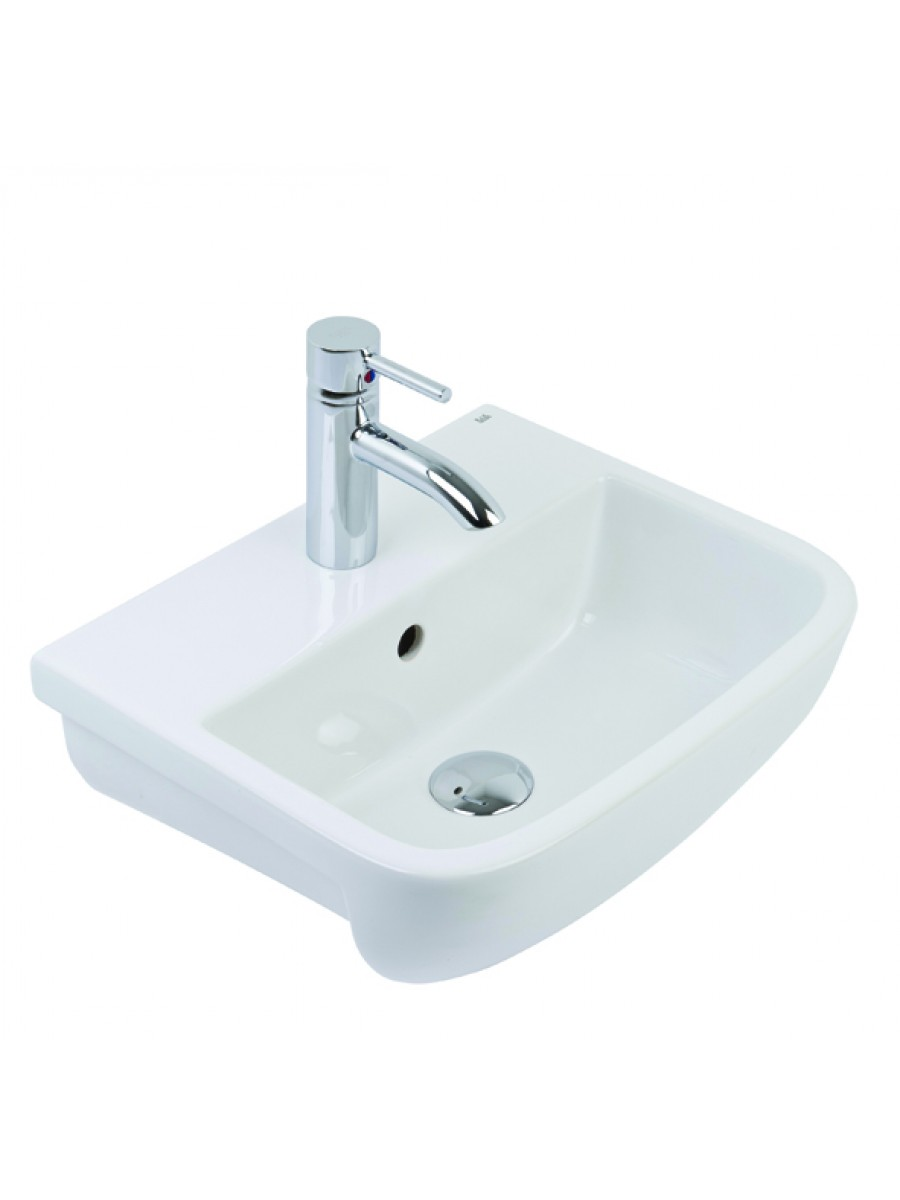 RAK Series 600 Semi Recessed Basin 52cm