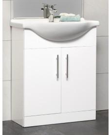 Blanco 65cm Vanity Unit & Basin