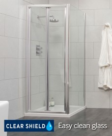 Cello 800 Bifold Shower Enclosure - Adjustment 740-790mm