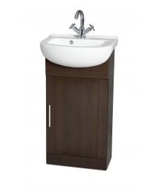 Cordoba Wenge 45cm Vanity Unit & Basin