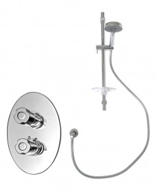 "Biotherm 3/4"" Shower Valve Kit F"
