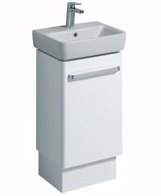 Twyford E200 450 White Vanity Unit Floor Standing