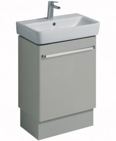 Twyford E200 600 Grey Vanity Unit Floor Standing