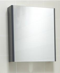 Elora 60 Mirror Cabinet Anthracite