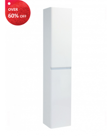 Elora White 30cm Wall Column