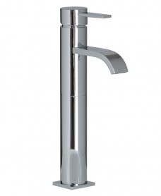 Lotus Freestanding Basin Mixer