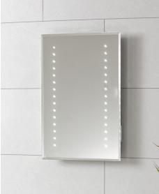 Moto LED Mirror 400 x 600