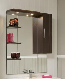 Cordoba Wenge 80cm Mirror