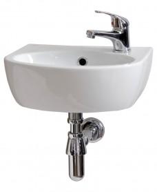 Prato Cloakroom 40cm Basin RH (1TH)