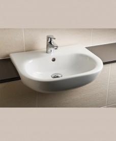 RAK Tonique Semi Recessed Basin (1TH)