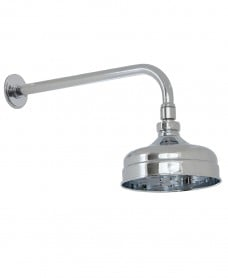"""Traditional 6"""" Shower Head"""