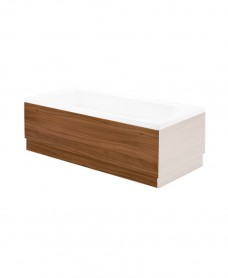 Athens Walnut 1700 Bath Panel