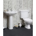 Twyford Clarice Toilet and Wash Basin Set