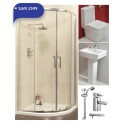 Cubo Complete Ensuite Bathroom Pack