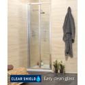 Rival Range 800 Bifold Shower Door - Adjustment 745-800mm