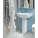 RAK Tonique Basin 55cm & Pedestal