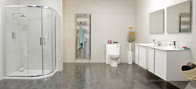 City Range Shower Doors and Belmont Units