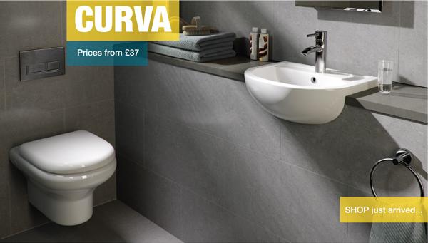 Curva Bathroom Suite