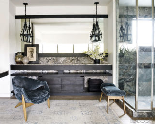 Courtney Cox Master Bathroom